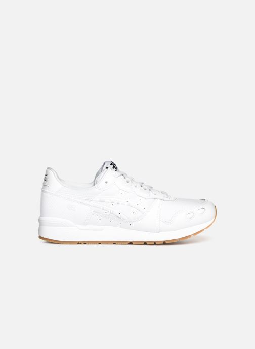 Baskets Asics Gel-Lyte W Blanc vue derrière