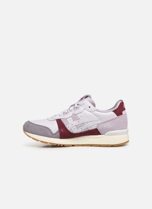 Sneakers Asics Gel-Lyte W Viola immagine frontale