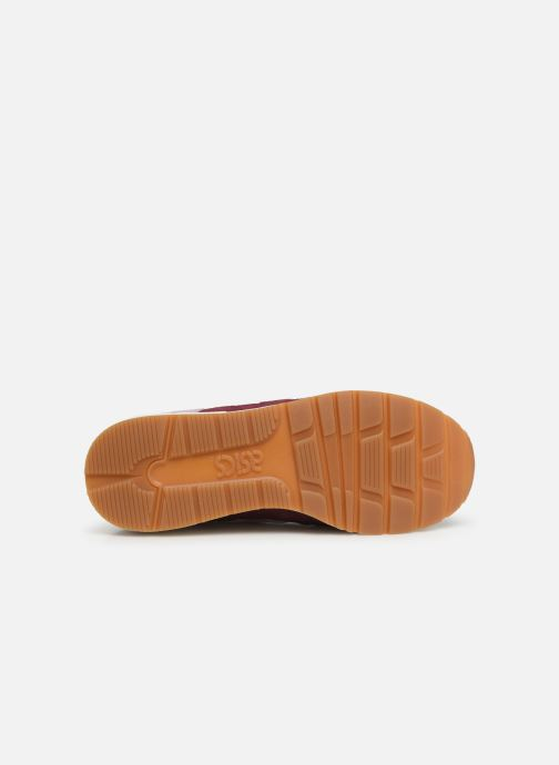 Sneakers Asics Gel-Lyte W Viola immagine dall'alto