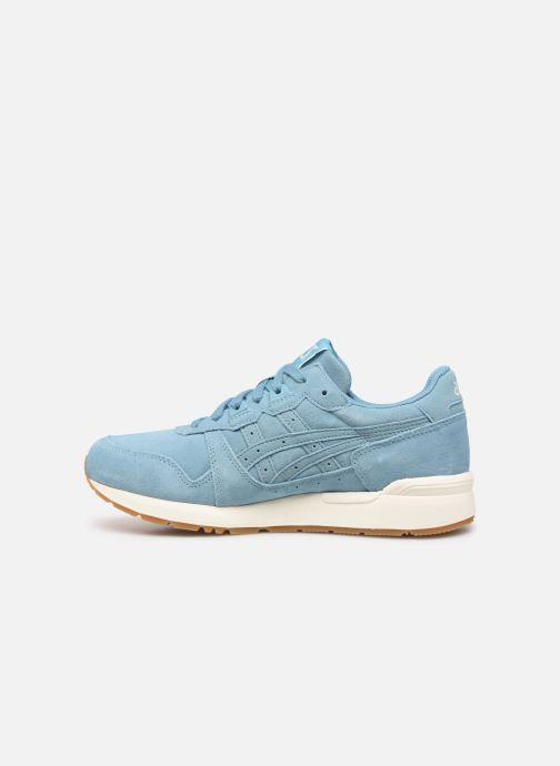 Sneakers Asics Gel-Lyte W Blauw voorkant