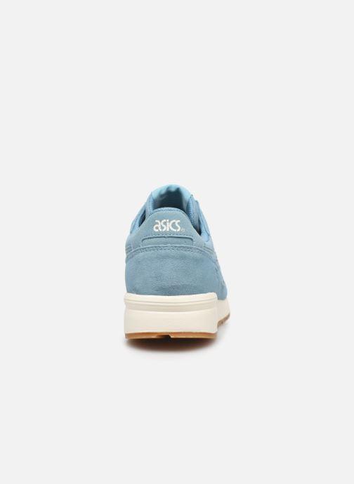 Baskets Asics Gel-Lyte W Bleu vue droite