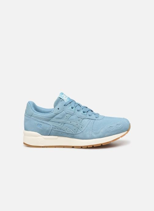 Sneakers Asics Gel-Lyte W Blauw achterkant