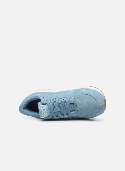 Baskets Asics Gel-Lyte W Bleu vue gauche