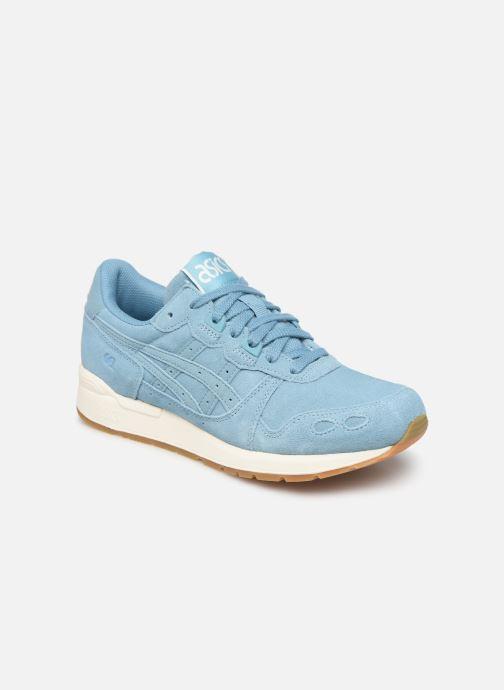 Sneakers Asics Gel-Lyte W Blauw detail