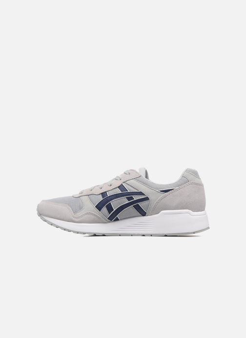 Trainers Asics Lyte-Trainer Grey front view