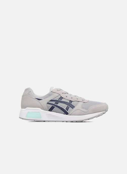 Trainers Asics Lyte-Trainer Grey back view
