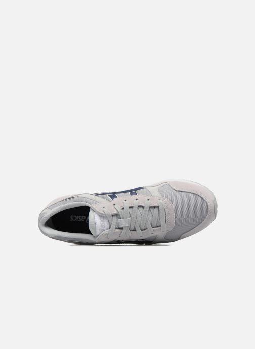 Sneaker Asics Lyte-Trainer grau ansicht von links