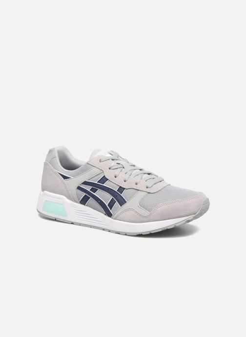 Trainers Asics Lyte-Trainer Grey detailed view/ Pair view