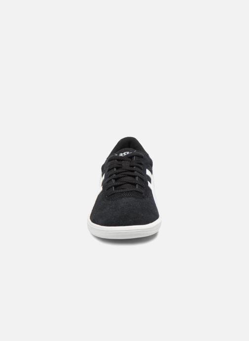 Sneaker Asics Percussor Trs schwarz schuhe getragen