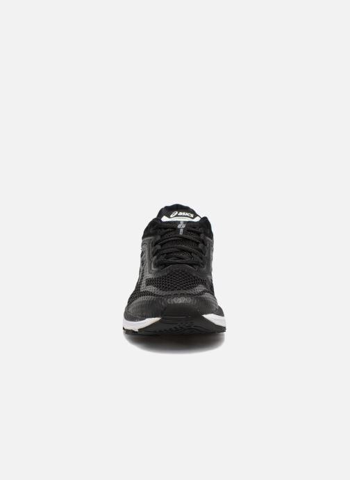 Sportschuhe Asics Gt-2000 6 schwarz schuhe getragen