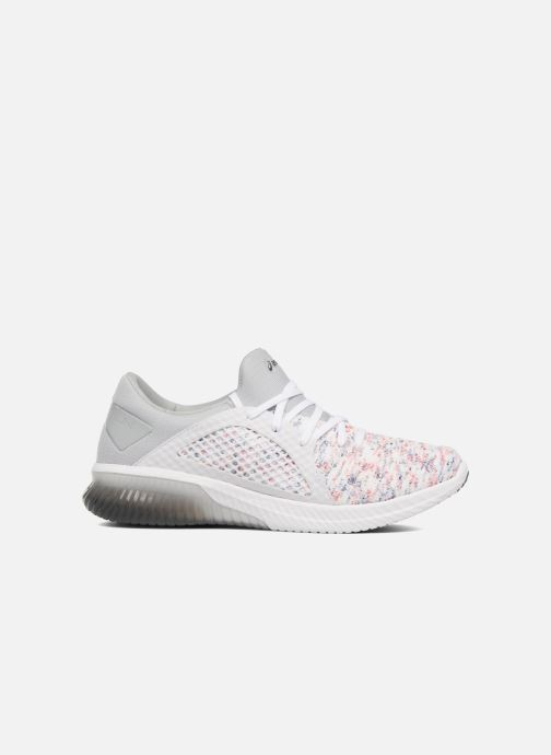 Chaussures de sport Asics Gel-Kenun Knit Blanc vue derrière