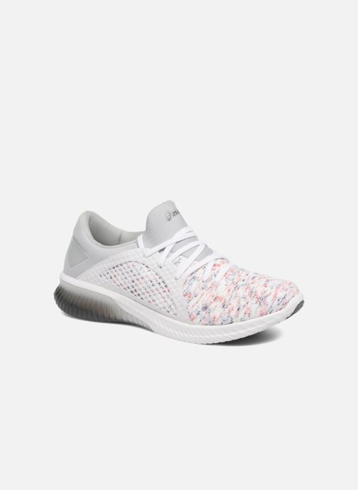 Zapatillas de deporte Asics Gel-Kenun Knit Blanco vista de detalle / par
