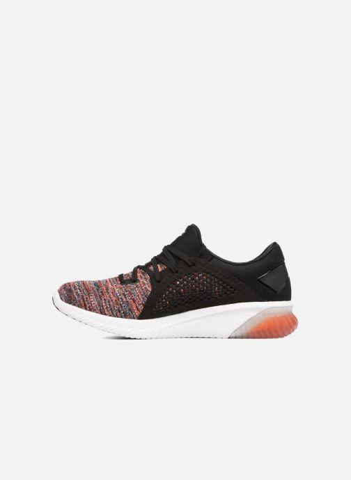 Chaussures de sport Asics Gel-Kenun Knit Orange vue face