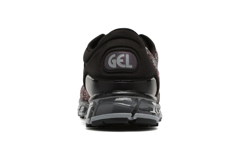Chaussures de sport Asics Gel-Quantum 360 Knit 2 Rouge vue droite