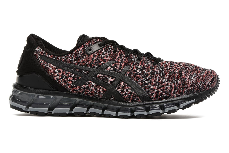 Chaussures de sport Asics Gel-Quantum 360 Knit 2 Rouge vue derrière