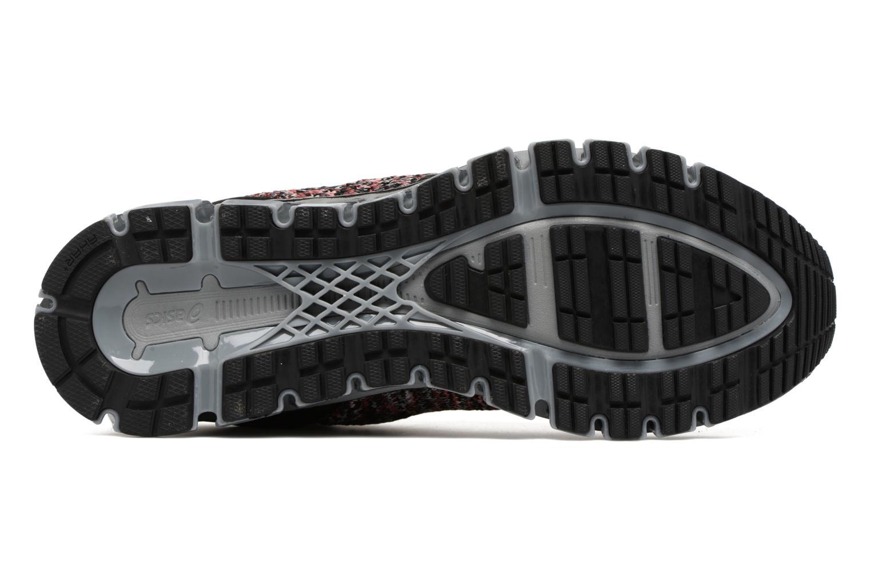 Chaussures de sport Asics Gel-Quantum 360 Knit 2 Rouge vue haut
