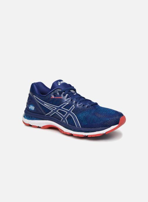60c336a350df4 Asics Gel-Nimbus 20 (Bleu) - Chaussures de sport chez Sarenza (330105)