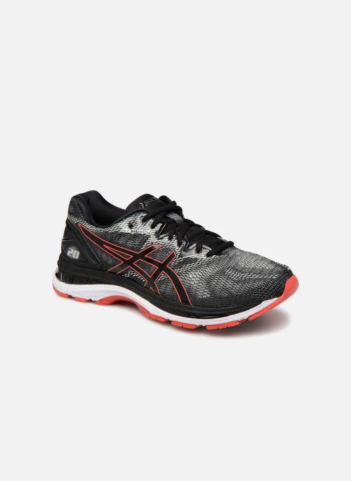 new product 2a747 700b1 Chaussures de sport Asics Gel-Nimbus 20 Gris vue détail paire