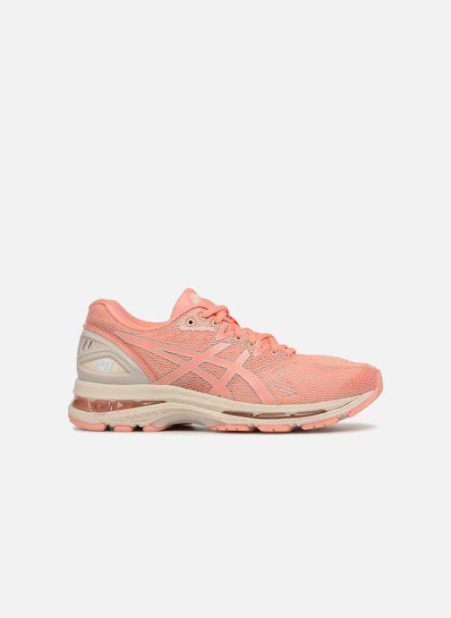 Chaussures de sport Asics Gel-Nimbus 20 Sp Rose vue derrière