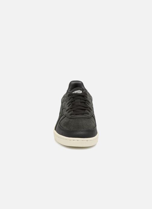 Baskets Onitsuka Tiger Gsm Noir vue portées chaussures