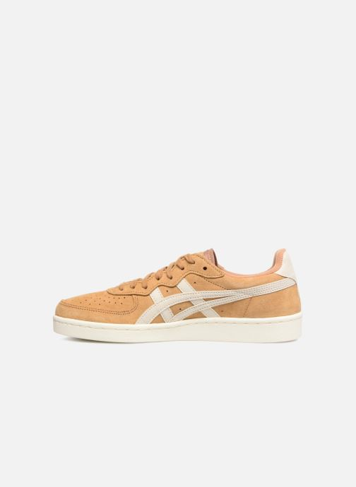 Sneakers Asics Gsm Bruin voorkant