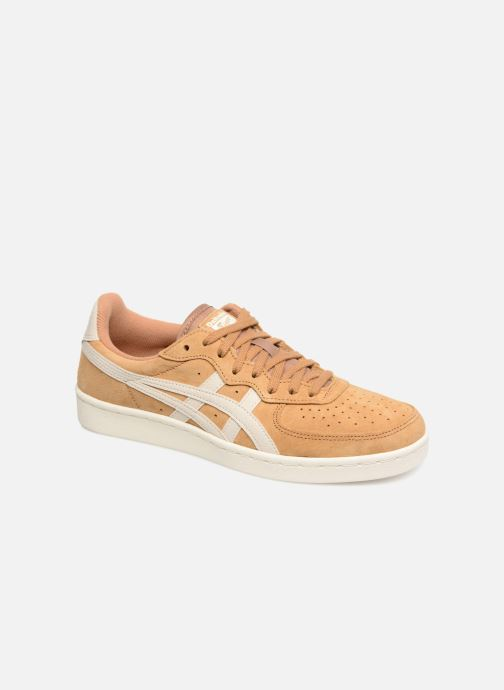 Baskets Onitsuka Tiger Gsm Marron vue détail/paire