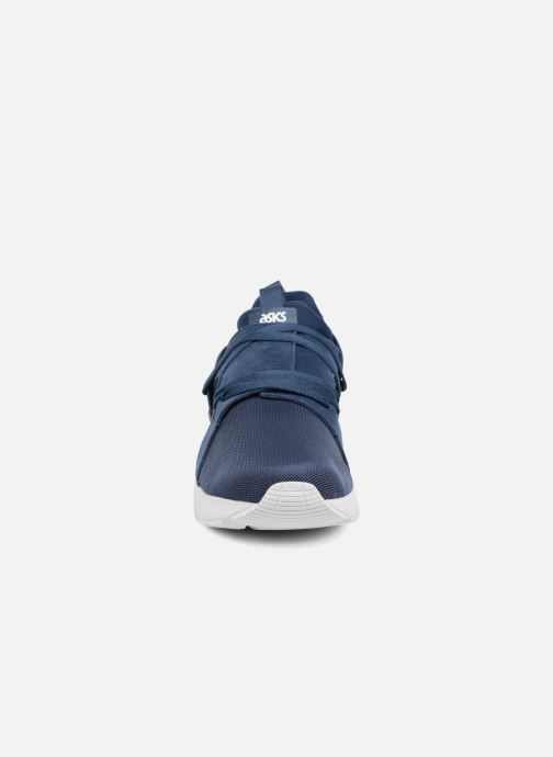 Baskets Asics Gel-Lyte V Sanze Bleu vue portées chaussures