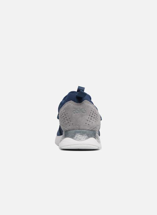 Baskets Asics Gel-Lyte V Sanze Bleu vue droite