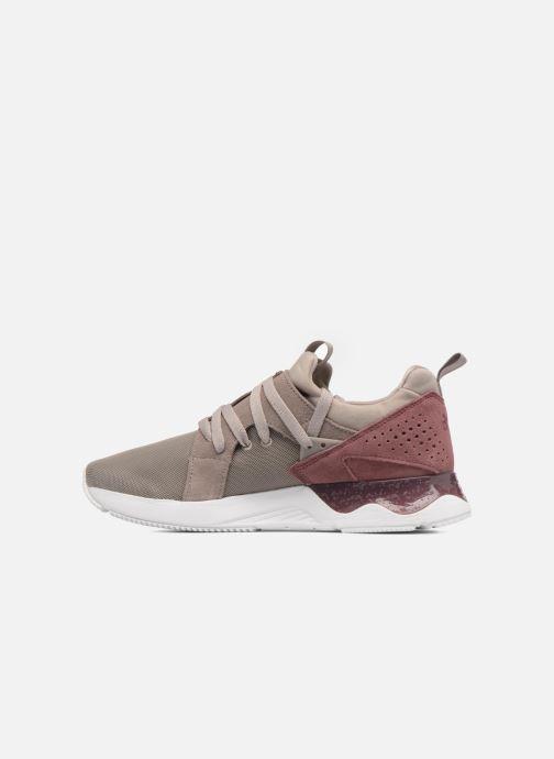 Sneakers Asics Gel-Lyte V Sanze Bruin voorkant