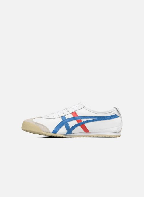 Baskets Onitsuka Tiger Mexico 66 M Blanc vue face