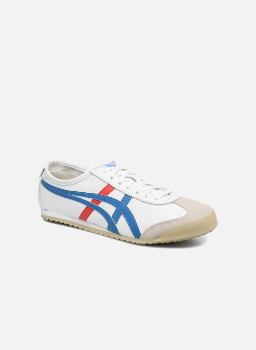 Trainers Onitsuka Tiger Mexico 66 M White detailed view/ Pair view