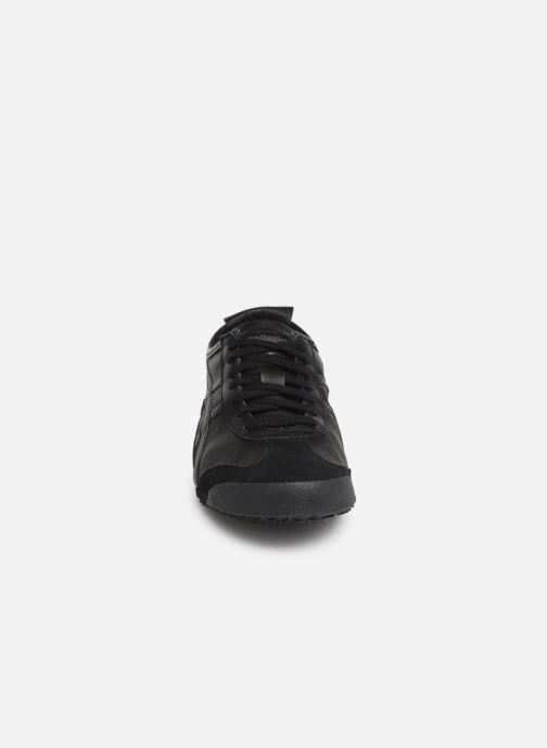Trainers Asics Mexico 66 M Black model view