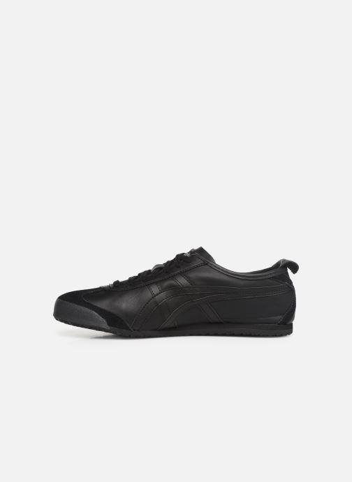 Sneakers Asics Mexico 66 M Zwart voorkant