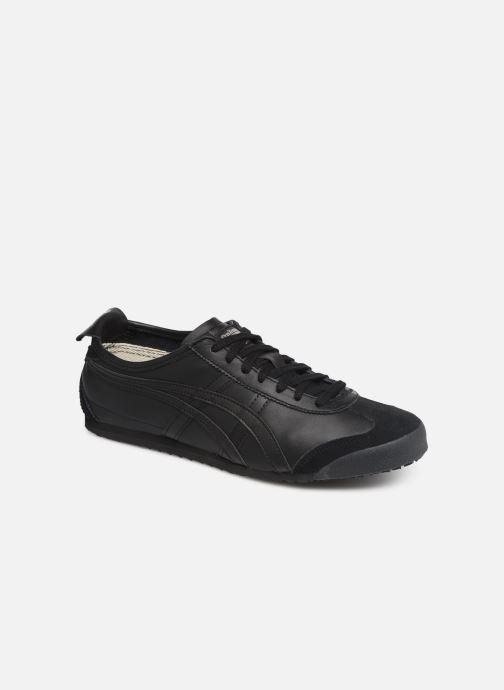 Sneakers Asics Mexico 66 M Zwart detail