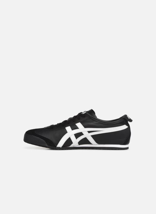 Trainers Asics Mexico 66 M Black front view