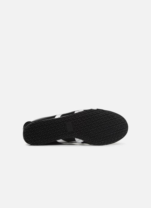 Trainers Asics Mexico 66 M Black view from above