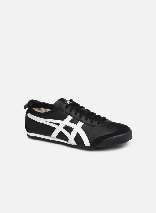 Trainers Asics Mexico 66 M Black detailed view/ Pair view