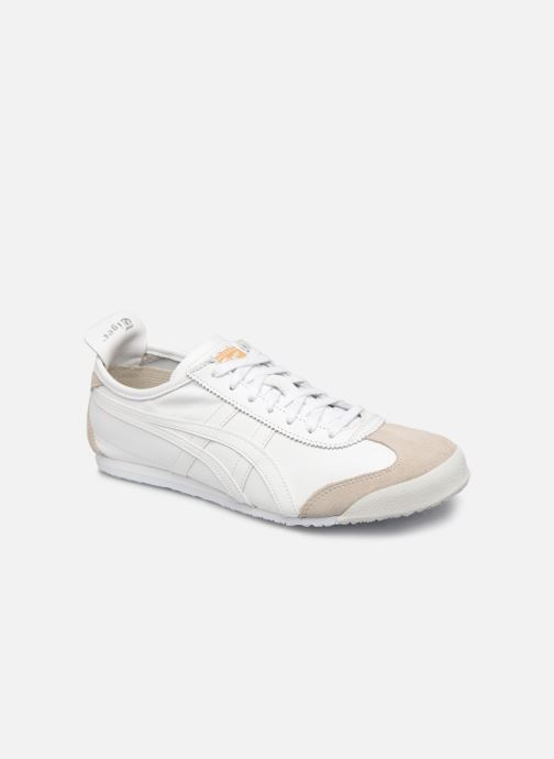 Trainers Asics Mexico 66 M White detailed view/ Pair view