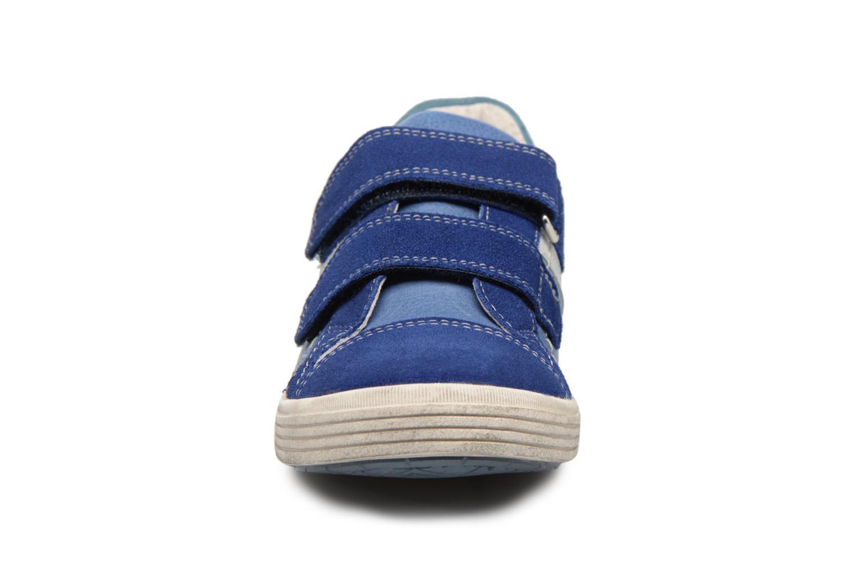 Baskets Noël Ringo Bleu vue portées chaussures