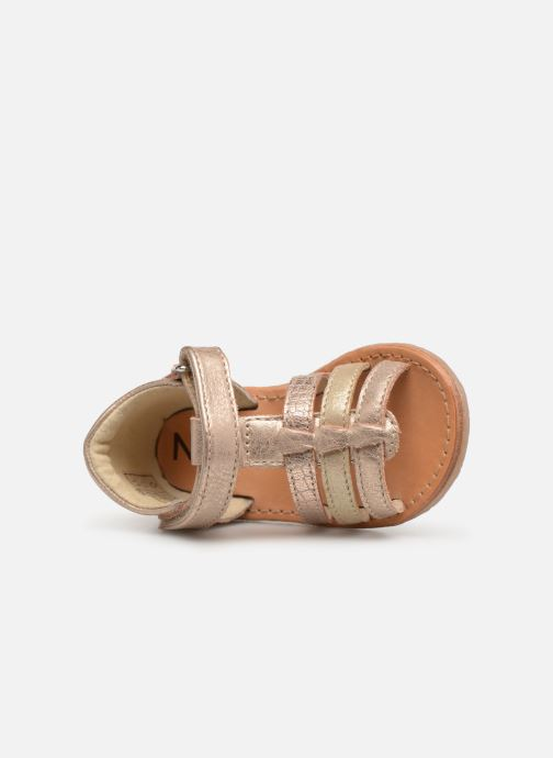 Sandali e scarpe aperte Noël Mini Servi Rosa immagine sinistra