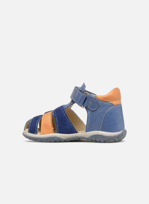 Sandales et nu-pieds Noël Mini  Tin Bleu vue face
