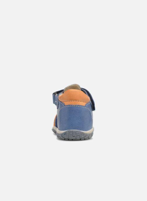 Sandales et nu-pieds Noël Mini  Tin Bleu vue droite