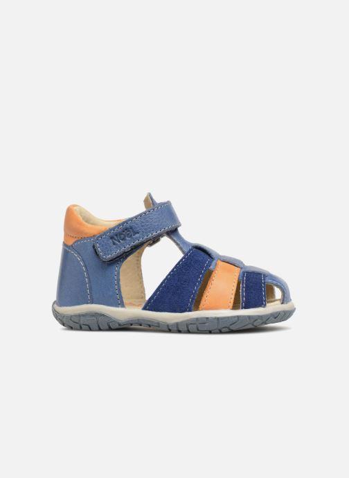 Sandales et nu-pieds Noël Mini  Tin Bleu vue derrière