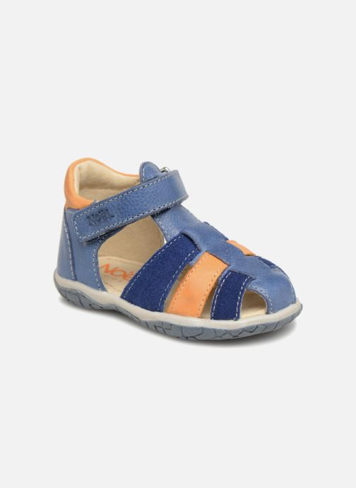 Sandales et nu-pieds Noël Mini  Tin Bleu vue détail/paire