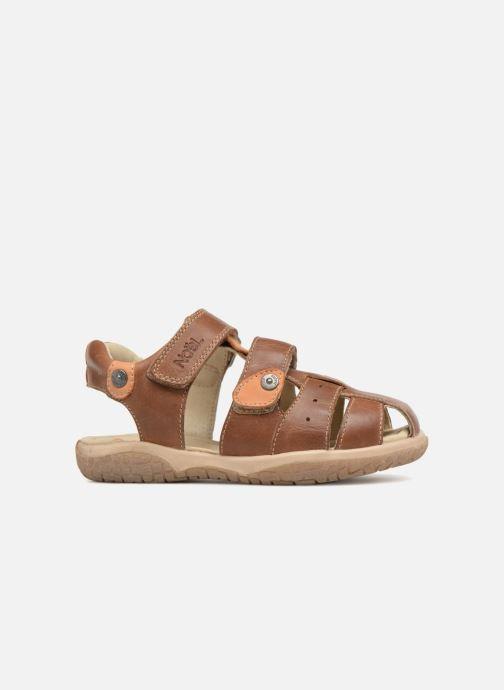 Sandali e scarpe aperte Noël Tylero Marrone immagine posteriore