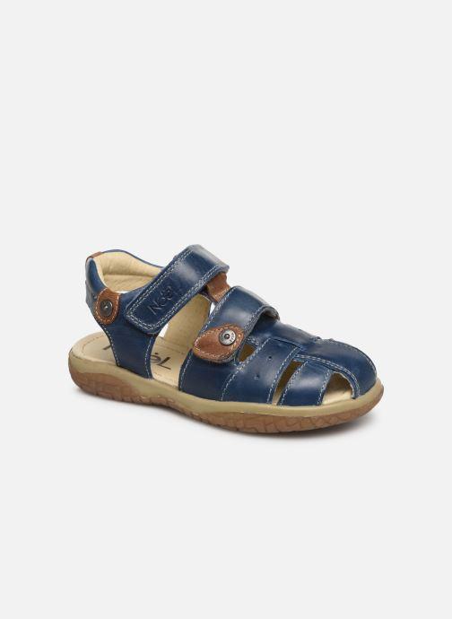 Sandali e scarpe aperte Noël Tylero Azzurro vedi dettaglio/paio