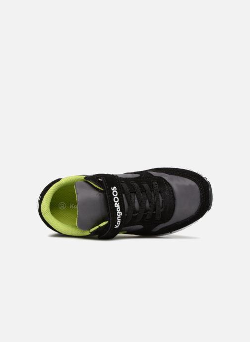 Sneakers Kangaroos Chinu EV 3 Grigio immagine sinistra