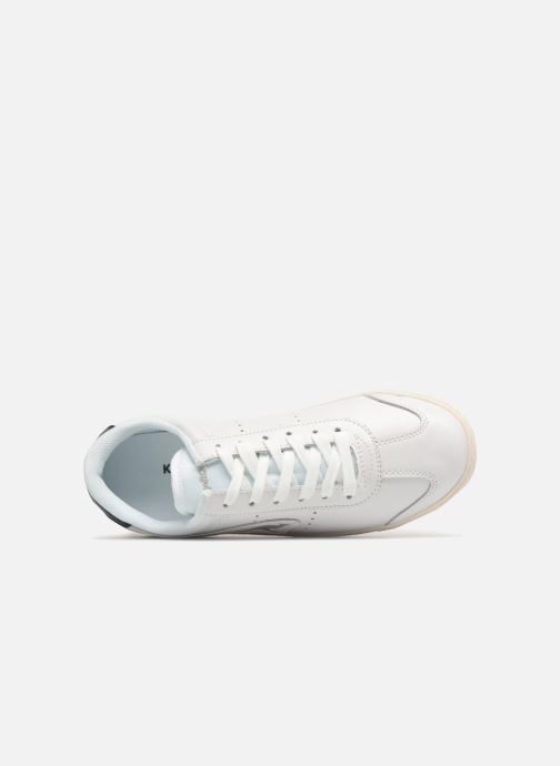 Trainers Kangaroos Chako White view from the left