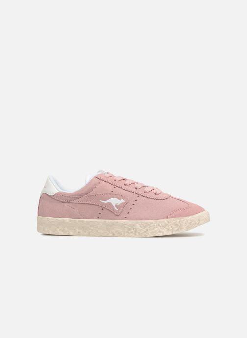 Sneakers Kangaroos Chako Roze achterkant
