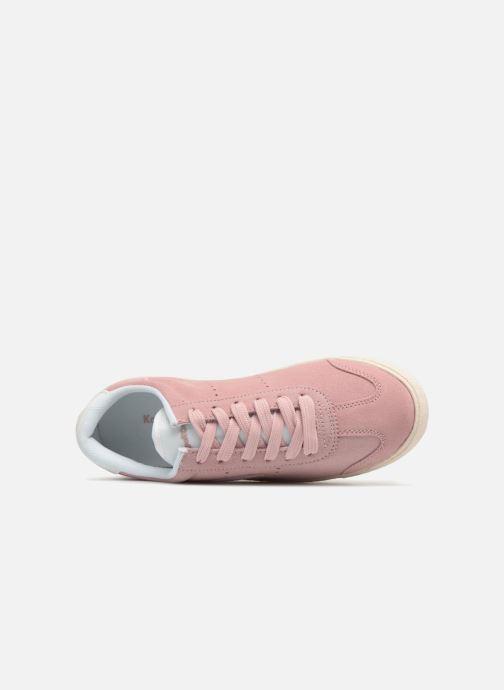 Sneakers Kangaroos Chako Rosa immagine dall'alto